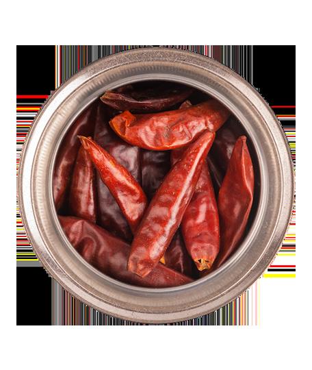 Chili (egész) fémdobozban