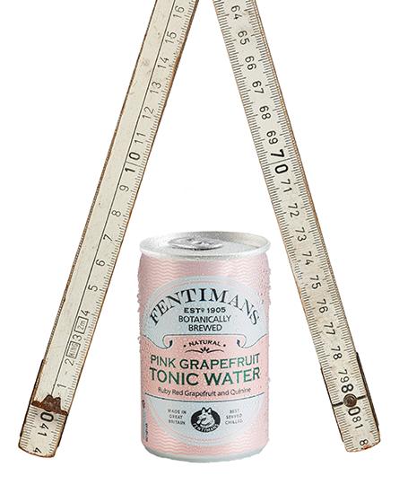 FENTIMANS PINK GRAPEFRUIT DOBOZOS 0,150 l tonik