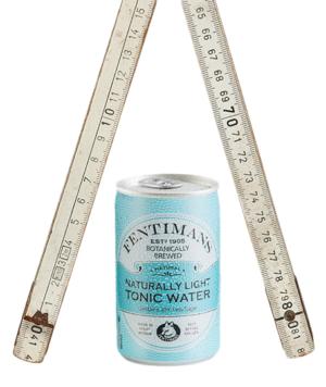 FENTIMANS NATURALLY LIGHT (DOBOZOS) 0,15l - Tonik