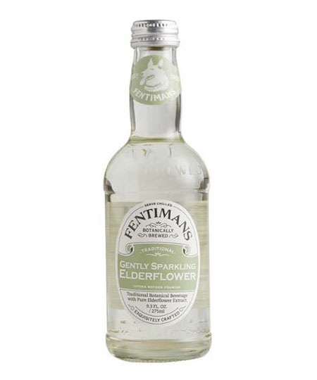 Fentimans Gently Sparkling Elderflower 275