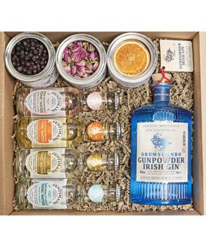 Gunpowder XL gin box kofer