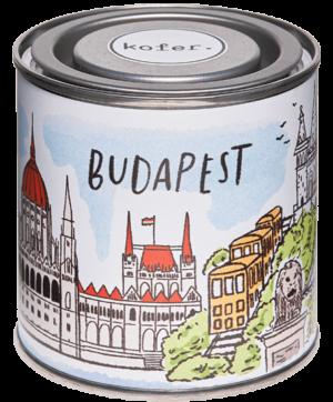 Budapest gyertya
