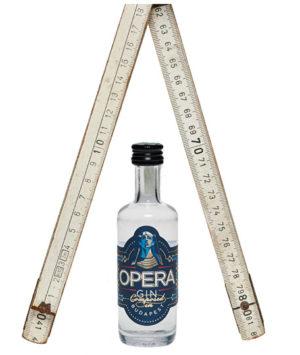 Opera Budapest Gin 0,05l