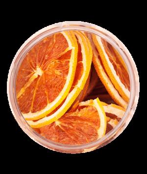 szárított grapefruit