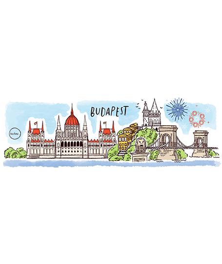 Budapest gyertya palást