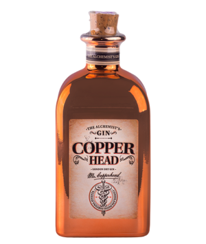 COPPERHEAD 0,50l - Gin