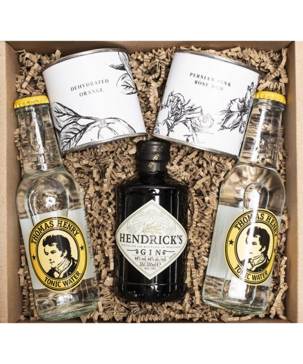 Hendrick's gin box (0,2l) kofer