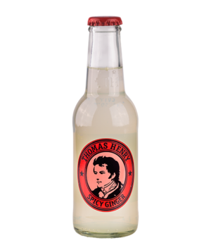THOMAS HENRY SPICY GINGER 0,20 l - Tonic