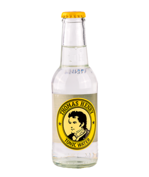 THOMAS HENRY TONIC WATER 0,20l - Tonik
